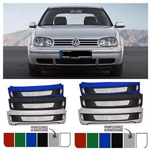 VW Golf 4 IV 1997-2006 Stoßstange vorne in Wunschfarbe lackiert NEU