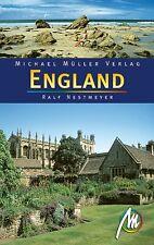 ENGLAND Michael Müller Reiseführer NEU Großbritannien Cornwall Devon b