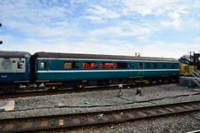 PHOTO  BR MKIIE BSO NO 9520 OF RIVIERA TRAINS IN DEBRANDED ANGLIA LIVERY ON HIRE