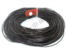 5M 100M Top Genuine Leather Cord Thread For Diy Bracelet Necklace Jewelry Making