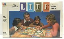 "1981 Edition ""The Game of Life"" Milton Bradlley New Old Stock Unopened Box"