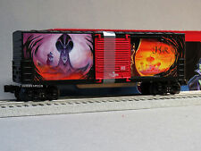 LIONEL DISNEY VILLAINS JAFAR BOXCAR O GAUGE train 82718 aladdin car 6-82720 NEW