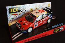 SCX Citroën Xsara WRC 2003 1:32 #19 Sainz / Marti Rallye Monte-Carlo 2003