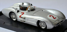 Mercedes Benz W196C G. P. Gran Bretagna 1954 #2 Karl Kling 1:43 Brumm