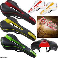 Mountain Road MTB Bike Bicycle Sport Deluxe Extra Comfort GEL Saddle Seat Pad