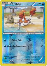 x4 Krabby - 21/83 - Common - Reverse Holo Pokemon Generations M/NM English
