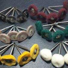Polishing Wheel Buffing Pad Brush Mixed Set Dremel Accessories for Rotary Tools