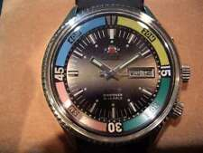 Orient King Diver Cal.46940 Overhaul Automatic Authentic Mens Watch Japan F/S