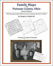 Family Maps Putnam County Ohio Genealogy Plat History