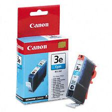 ORIGINAL CANON BCI 3EC CYAN i550 i850 S400 S450 C755 F30 F50 F60 F80 FASTPOSTAGE