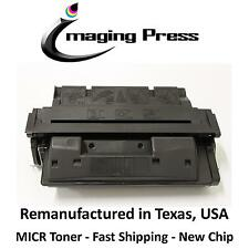 ImagingPress HP C4127X, 27X MICR Secure Toner Cartridge for check printing