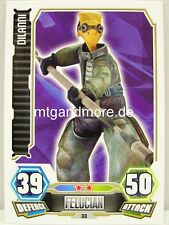 Dilanni  #033 - Force Attax Serie 3
