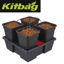 Atami Wilma 4 pot complete system hydroponics self feeding 11L pots