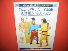 OSPREY Men at Arms 251, Age CHINESE ARMIES 1260-1520
