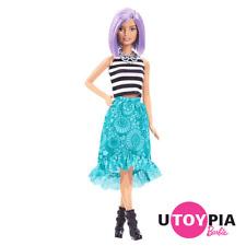 Barbie® Fashionistas® Doll no. 18 - Va-Va-Violet - Original [DGY54/DGY59]