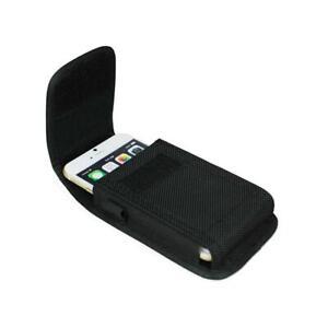 Universal ALL Apple iPhone Waist Bag Hook Nylon Cover Case Belt Pouch Fasten Bag