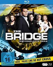 3 BluRay-Box ° The Bridge ° die komplette Serie ° NEU & OVP