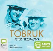 Peter FITZSIMONS / TOBRUK    [ Audiobook ]