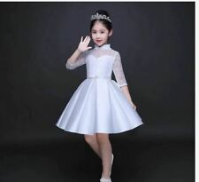 KIDS DRESS CINDERELLA -  WHITE