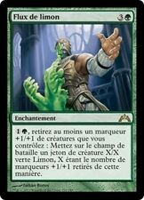 MTG Magic GTC - Ooze Flux/Flux de limon, French/VF