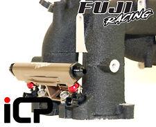 Fuji Racing Parallel Fuel Rail Kit Fits: Subaru Impreza WRX STi Spec C 02-07