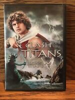 Clash Of The Titans 1981 (DVD) Disc VG Harry Hamlin