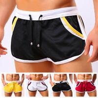 Men Shorts Male Home Shorts Underwear Fashion Sports Trunks Breathable