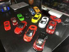 Diecast car lot