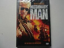 Missionary Man.    Dolph Lundgren    New DVD sealed