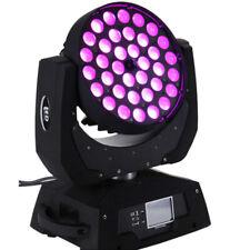 New listing 36 x10W Zoom Led Multi Par Moving Head Light 360W 4 In 1 Rgbw Dmx 16Ch Dj Show