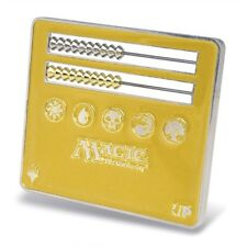 MAGIC Gold Life Counter ABACUS Metal #86591 Ultra Pro NEW Magic the Gathering