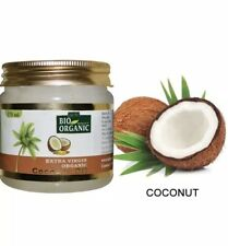3x Indus Valley Bio Organic Extra Virgin Organic Coconut Oil-175 Ml Each