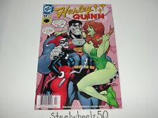 Harley Quinn #17 Comic DC 2002 1st Series Sirens Poison Ivy Bizarro Kesel Dodson