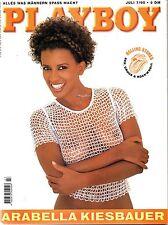 Playboy 07/1995       *Arabella Kiesbauer*      Juli/1995
