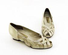 Gabor Pumps Gr.37-42 NEU Leder Damen Schuhe UK 4-8 Sand//Beige Spangenpumps