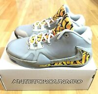 Nike Zoom Freak 1 GS Giannis Graffiti Kids Basketball Shoes BQ5633-005 Size 7Y