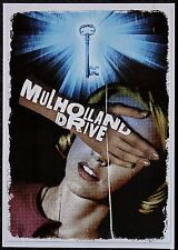 Mulholland Drive - Re-imagined - Mini Movie Art Poster