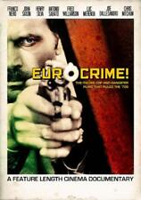 EUROCRIME! THE ITALIAN COP AND GANGSTER FILMS THAT RULED THE '70S USED - VERY GO