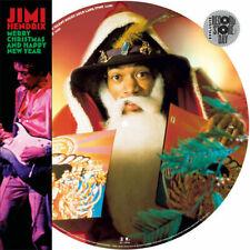 "JIMI HENDRIX-MERRY CHRISTMAS LP Vinyl PICTURE 12"" BLACK FRIDAY RSD 2019 NEW!"