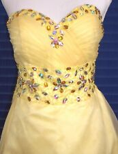 DIY Formal Prom Evening Dress PROJECT Nice Bodice w Bling ~ Skirt Needs Help