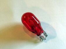 Bulb 12v 20w capless, 510 red, for rear foglamp, Nissan cube import, fog light