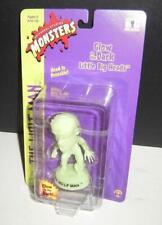 "Universal Monsters Little Big Heads Wolf Man - 3.5"" - Rare Glow in the Dark"