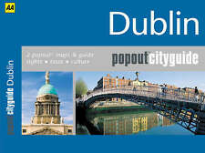 """""""AS NEW"""" Dublin (AA Popout Cityguides), AA Publishing, Book"""