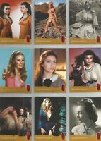 """Hammer Horror Series 2 - """"Hammer Glamour"""" Set of 9 Chase Cards #C1-C9-S2"""