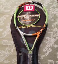 Wilson Pro Staff Tennis Racquet - Autographed by John McEnroe & Aaron Krickstein