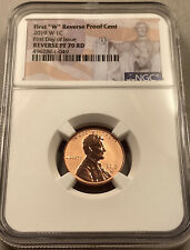 2019-S Lincoln 1C NGC PR70 RD DCAM ~ PERFECT Coin ~ Early Releases