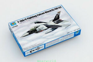 Trumpeter 1/144 03911 F-16A/C Fighting Falcon Block 15/30/32