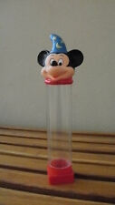 Vintage Mickey Mouse Pencil  holder and pencil Sharpener all in one