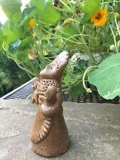 Romanov clay toy, Ceramics sculpture, Handmade, Russian souvenir, Home decor,Gif