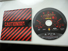 Motor Storm Apocalypse Review Copy game for Playstation 3 Consoles PS3 Promo set
